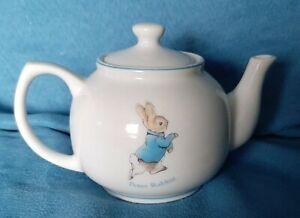 Beatrix-Potter-Collectable-Mini-Teapot-Peter-Rabbit-never-used