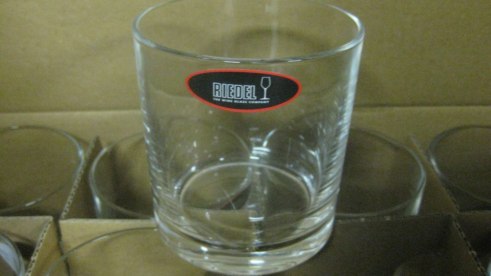 BOX OF 12 RIEDEL VIVANT DOUBLE OLD FASHIONED MINT NEW NEW NEW IN BOX fc2d42