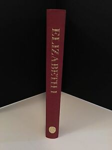 Folio Society QUEEN ELIZABETH I MARIA PERRY 1990 in Slipcase - London, London, United Kingdom - Folio Society QUEEN ELIZABETH I MARIA PERRY 1990 in Slipcase - London, London, United Kingdom