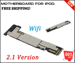 Lot Ipad2 3 4 Motherboard A1395 A1416 A1458 A1459 Wifi Vesion Mainboard 16g 32g✔