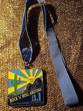 Arizona Rock N Roll Marathon 13.1 Phoenix Tempe Race 2010 Running Finisher Medal