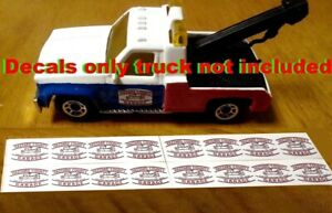 General Lee 6 Sets Water Decals Hot Wheels Ertl Maisto 1//64 The Dukes Of Hazzard