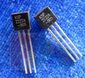 10PCS-2N2222A-2N2222-TO-92-NPN-40V-0-8A-Transistor-m