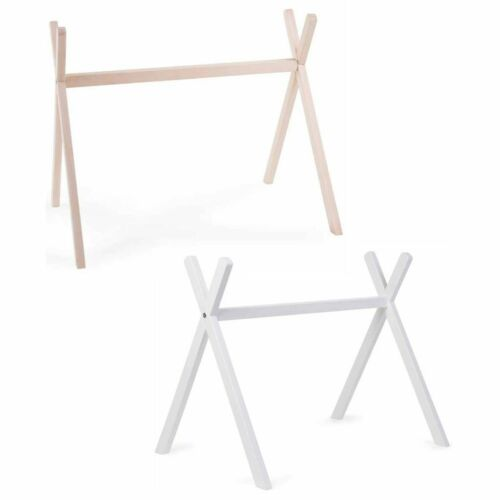CHILDWOOD Tipi Play Gym Frame Baby Child Activity Gift Shower Natural//White