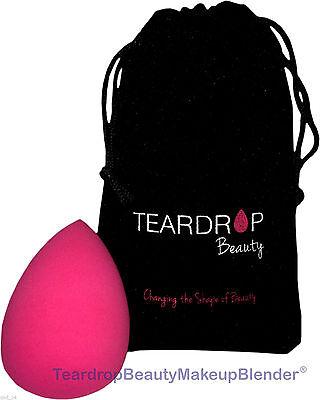 Original Teardrop Beauty Makeup Blender® Apply Cosmetic Foundation Sponge Pink -