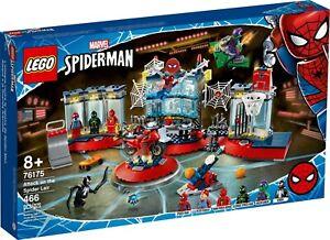 LEGO-Marvel-76175-Angriff-auf-Spider-Mans-Versteck-N3-21-VORVERKAUF
