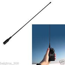 2 X NAGOYA NA-771 SMA FEMALE DUAL BAND UHF VHF FLEX WHIP RADIO ANTENNA BAOFENG