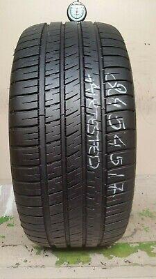 1 Tire 245 45 17 Michelin Pilot Sport A/S 3 Plus (70% Tread) | eBay