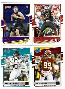 2020-Donruss-Football-ROOKIES-amp-RATED-ROOKIES-251-350-Complete-Your-Set-You-Pick