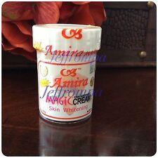 1 Real AMIRA Magic Cream Skin Whitening Prevent Blemishes Dark Spots  KSA 60g