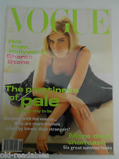 VOGUE * June 1992 - MINT COPY - Special Iconic Vogue Issues- FREE GIFTWRAP