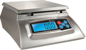MYWEIGH-KD8000-DIGITAL-SCALE-8-kg-1-G-geschaftswaage-Kitchen-Scale-Silver-Scale