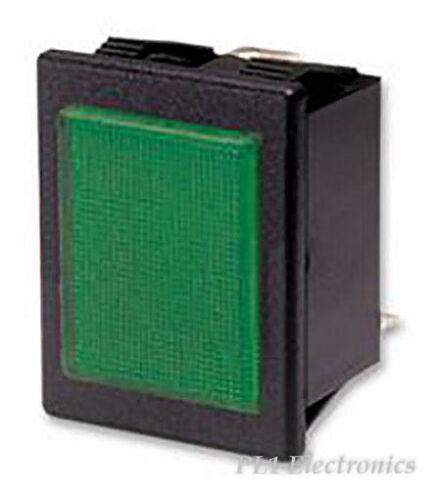 230v Verde Arcolectric conmutadores c0480alnah indicadoras de neón