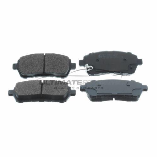 Mazda 2 DE HAYON 2007-2015 1.3 1.4 1.5 1.6 plaquettes frein Avant W126-H52-T16.5