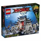 LEGO The LEGO Ninjago Movie Temple of The Ultimate Ultimate Weapon 2017 (70617)