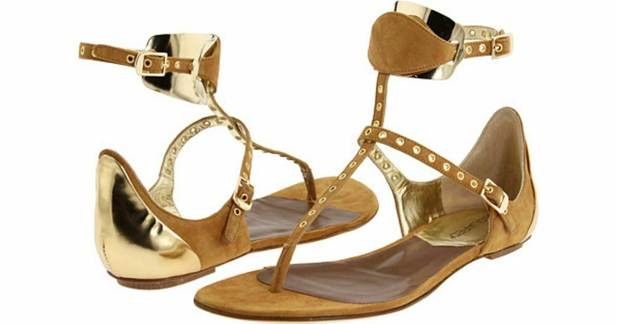NEW Dsquarot2 US 10 EU 40 braun Suede Leather Thong Ankle Strap Sandals schuhe