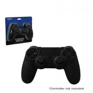 KMD Controller Silicone Grip for PS4 Black