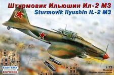 1:72 Zvezda 7279, Ilyushin IL-2M Sovietico WWII Ground Attack Aircraft