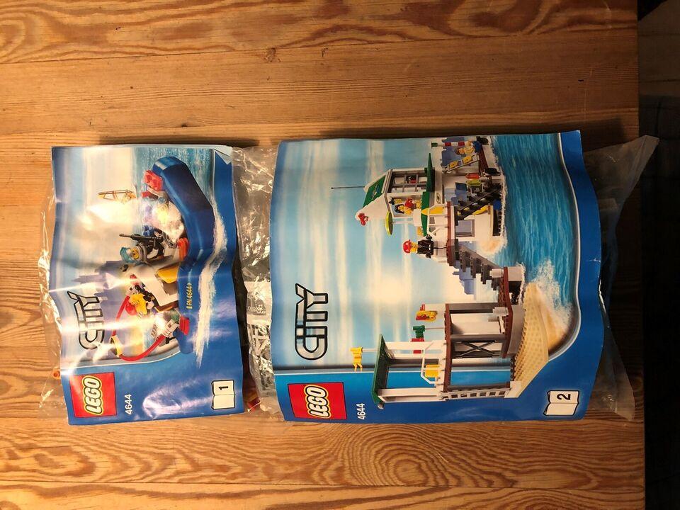 Lego City, 4644