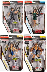 WWE Figure-ELITE-ora poi per sempre-Mattel-Scatola Nuovo Di Zecca