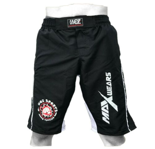 MMA Fight Pro MMA Shorts UFC Cage Fight Grappling Muay Thai Boxing Gear KICK Gym