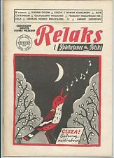 RELAKS I KOLEKCJONER POLSKI - 1985  Nr.4