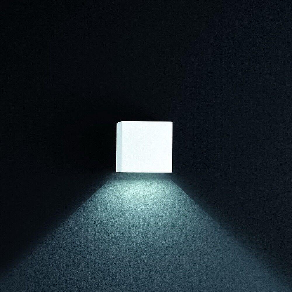 Helestra Siri 44 Luz de Parojo LED blancoo Mate A18242.07