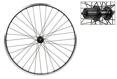 WM Wheel Rear 26x1.5 559x22 Sun Rhyno Lite Bk Msw 32 T610 8-10scas Bk 135mm Dti2