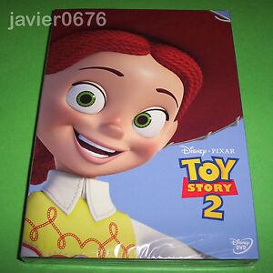 TOY-STORY-2-DISNEY-PIXAR-DVD-NUEVO-Y-PRECINTADO-SLIPCOVER