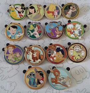 Disney-039-s-Best-Friends-Mystery-Pack-Trading-Disney-Pin-Make-a-Set-Lot