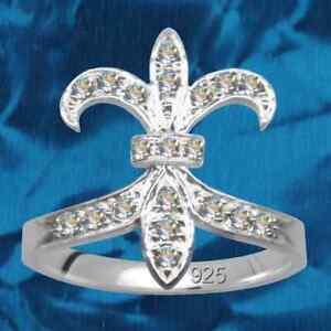 Aragoneses-lirio-anillo-de-mujer-real-925-Sterling-plata-pedreria-cristal-circonita