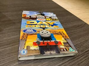 Thomas-amp-Friends-DVD-Day-of-the-Diesels-2011-UK-Sealed-English-Version