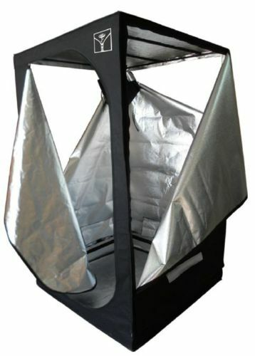 Cultibox Homebox Growtent Growroom Combi 120x120x200cm coltivazione indoor g