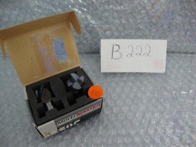 pack ISCAR 5605216 MM FF200R2.0-2T12 IC908 MULTI MASTER 2 FLUTE FEEDMILL 1