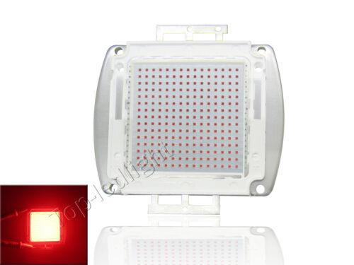 225W Red 630-635nm High Power LED Epileds Multichip Light DC 33-35V 5250mA