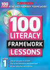 100 New Literacy Framework Lessons for Year 1 with CD-Rom by Sylvia Clements, Jean Evans, Fiona Tomlinson (Mixed media product, 2007)