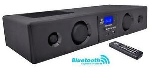 Pyle-PSBV200BT-300W-Bluetooth-Soundbar-Speaker-USB-SD-AUX-FM-Radio-amp-Remote