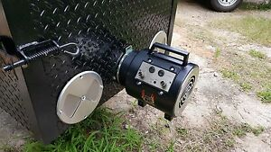 Pro-Perfect-Draft-Blower-BBQ-Smoker-Grill-Trailer-Food-Truck-Concession-Business