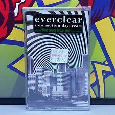 Everclear Slow Motion Daydream sealed Cassette Tape 52z