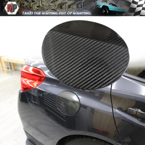 Fuel cap  Dry Carbon Carbon Fiber Fits for Subaru WRX STI  2015 2016
