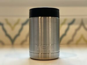 YETI-Rambler-Colster-Stainless-Insulated-Can-Bottle-Koozie-Cooler