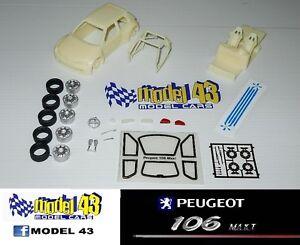 Peugeot-106-MAXI-KIT-MONTAGGIO