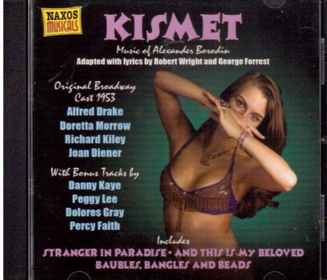 Musical: Kismet/Texto Original en Broadway Cast 1953 - CD