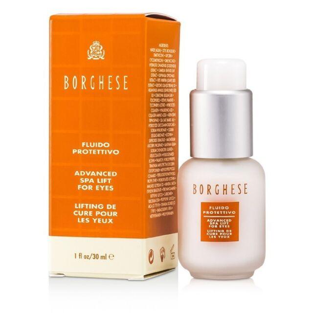 Borghese Fluido Protettivo Advanced Spa Lift For Eyes 30ml Eye & Lip Care