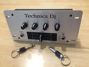 Bespoke Wall Mounted Dj Mixer Key Holder Rack - Technics, Numark, Pioneer Style!
