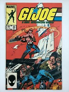 1984-G-I-Joe-30-Marvel-Copper-Age-COMIC-BOOK