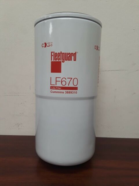 Eq. 876069 New Fleetguard Air Breather AF26188 for Volvo Penta Engine