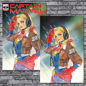 Captain-Marvel-16-Exclusive-Peach-Momoko-Trade-Virgin-Variant-Set-Preorder