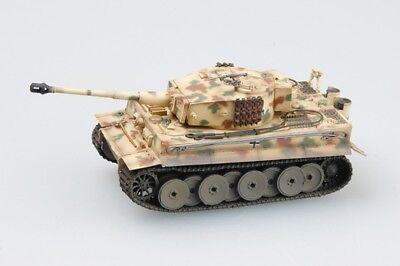 Easy Model 1:72 Scale Tiger 1 Middle sPzAbt.510 1944 Model Kit