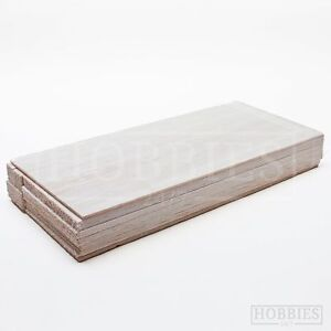 Balsa-Wood-Bundle-Pack-Mixed-Sheets-Various-Thickness-Plane-Model-Build-Projects